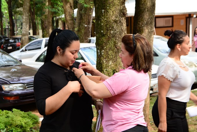 Secretaría de la Mujer realiza campaña de concienciación sobre cáncer de mama