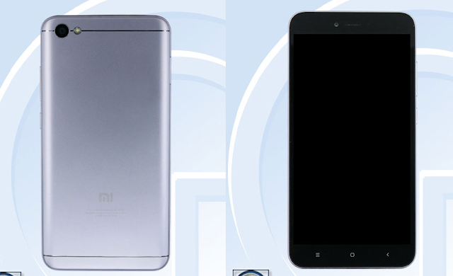This is the Xiaomi Redmi Note 5A