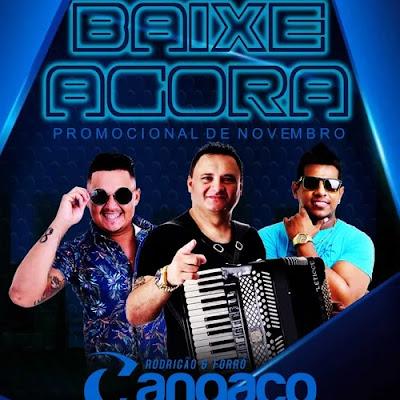Forró Cangaço - Promocional de Novembro - 2019