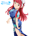 Tags: Render, ALfheim Online, Ass, Chinese clothes, Dress, Elf, Full body, High heels, Karatachi Nijika, Large Breasts, Long hair, Rain, Red hair, Sword Art Online