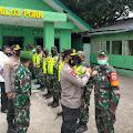 Kunker ke Samosir, Kapolda Sumut Sambangi Koramil 03/Pangururan