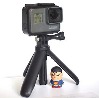 GoPro Hero 5 Black Fullset Second di Malang