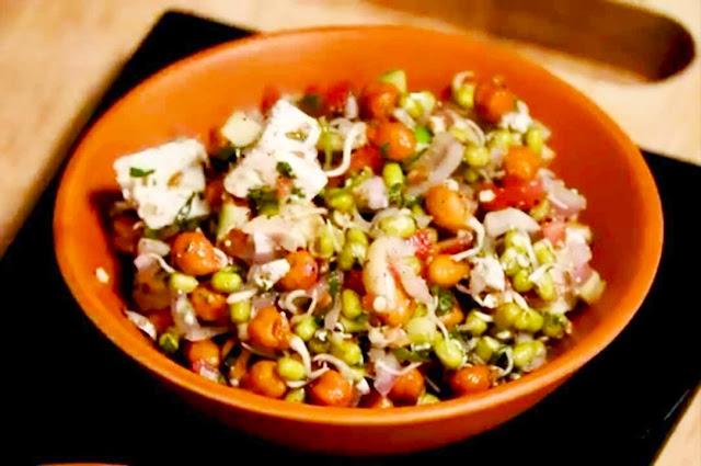 Protein Slade Recipe, Slade Recipe in Hindi,