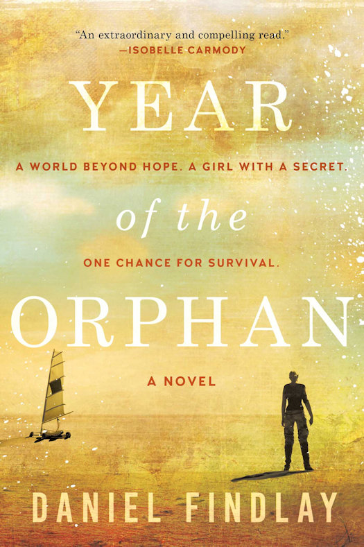 Interview with Daniel Findlay, author of Year of the Orphan