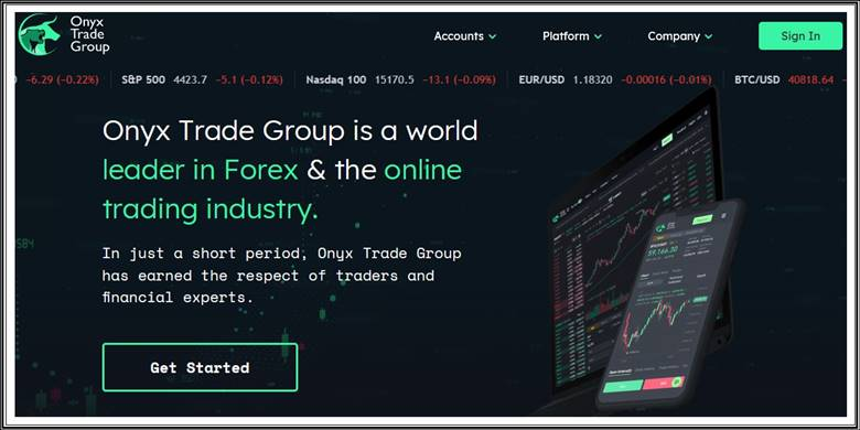 [ЛОХОТРОН] onyxtradegroup.uk – Отзывы, развод? Компания Onyx Trade Group мошенники!