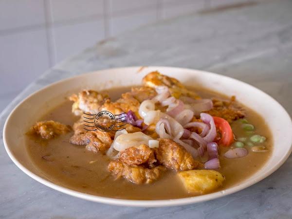 80 years Hainanese Kopitiam in Georgetown - Hai Onn Restaurant @ Jalan Burmah Georgetown Penang