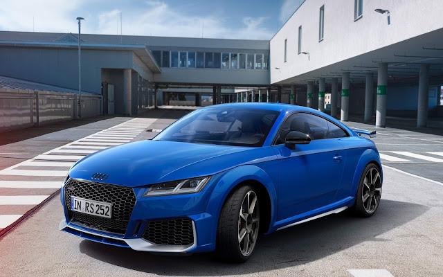 Audi RS ganha cor Azul Nogaro da clássica RS2 Avant