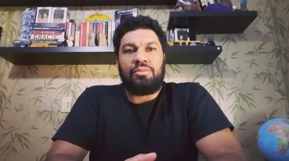 Através de suas redes sociais, Pregador Luo revela sofrer de depressão