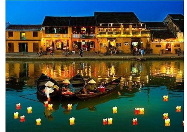 Dự án Sunshine Heritage Resort Financial Landmark Phúc Thọ Háo hức trải nghiệm hoạt động văn hóa thả đèn hoa đăng ngay giữa lòng Hà Nội