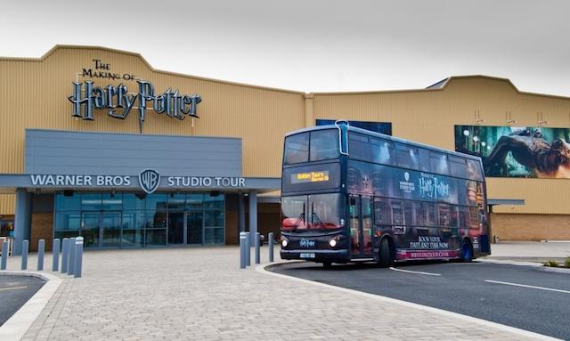 Visita aos estúdios da Warner Bross e Harry Potter em Londres
