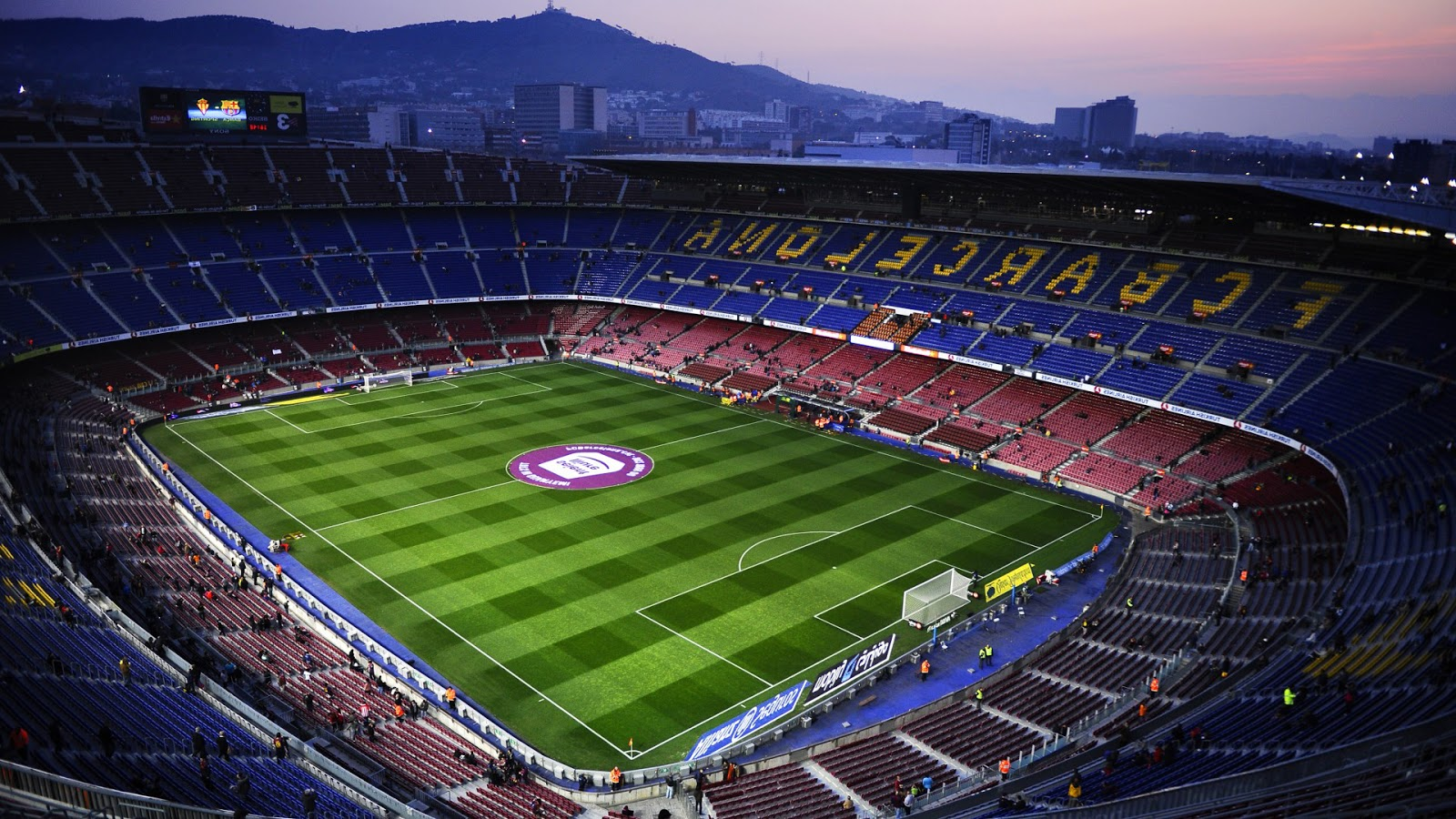 Football stadium wallpapers hd