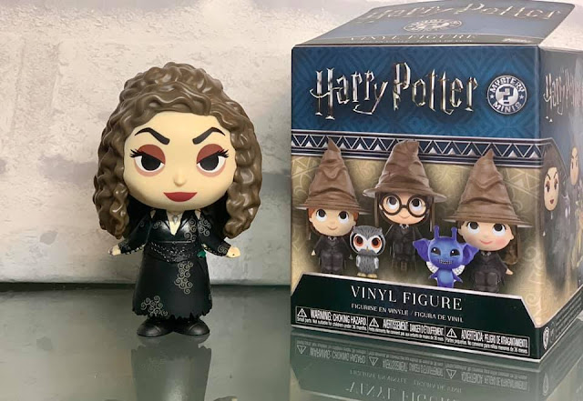 Harry Potter Bellatrix Lestrange Funko mystery minis vinyl figure with box
