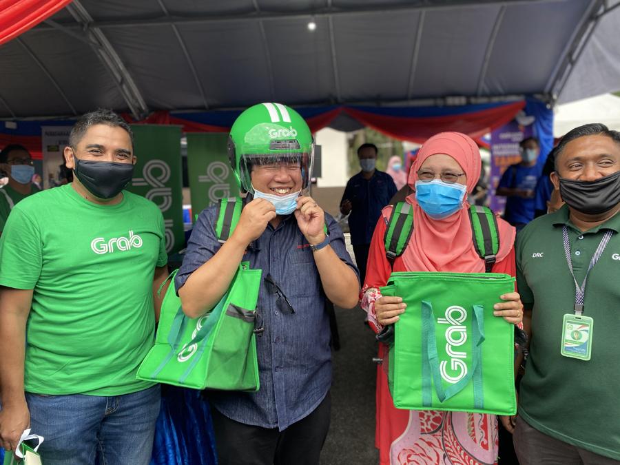 Grab Perluas Perkhidmatan ke Beberapa Bandar di Seluruh Malaysia