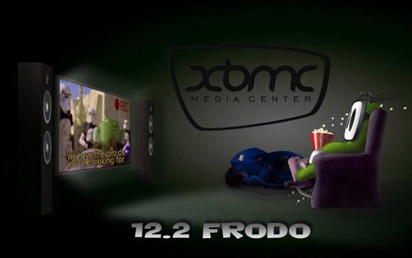 versión 12.1 FRODO Oficial de XBMC