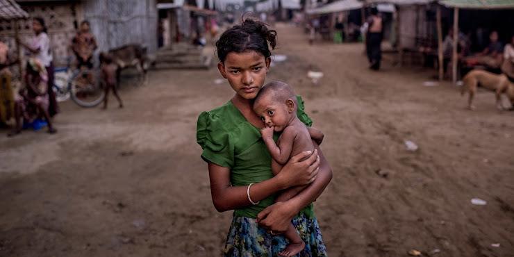 Terkait Krisis Rohingya, Indonesia Kini Menjadi Sorotan Dunia