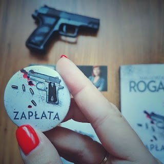Zapłata - Małgorzata Rogala (Agata Górska i Sławek Tomczyk, tom I)