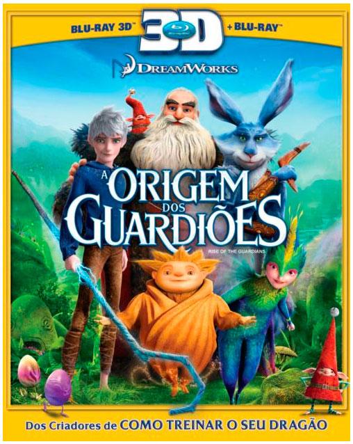 A Origem dos Guardiões - Bluray 720p & 1080p Dual Audio - Torrent