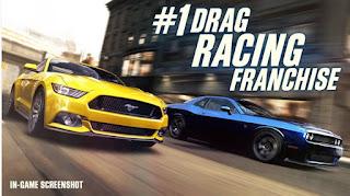CSR Racing 2 APK+DATA V1.4.5 (Unlimited Money)