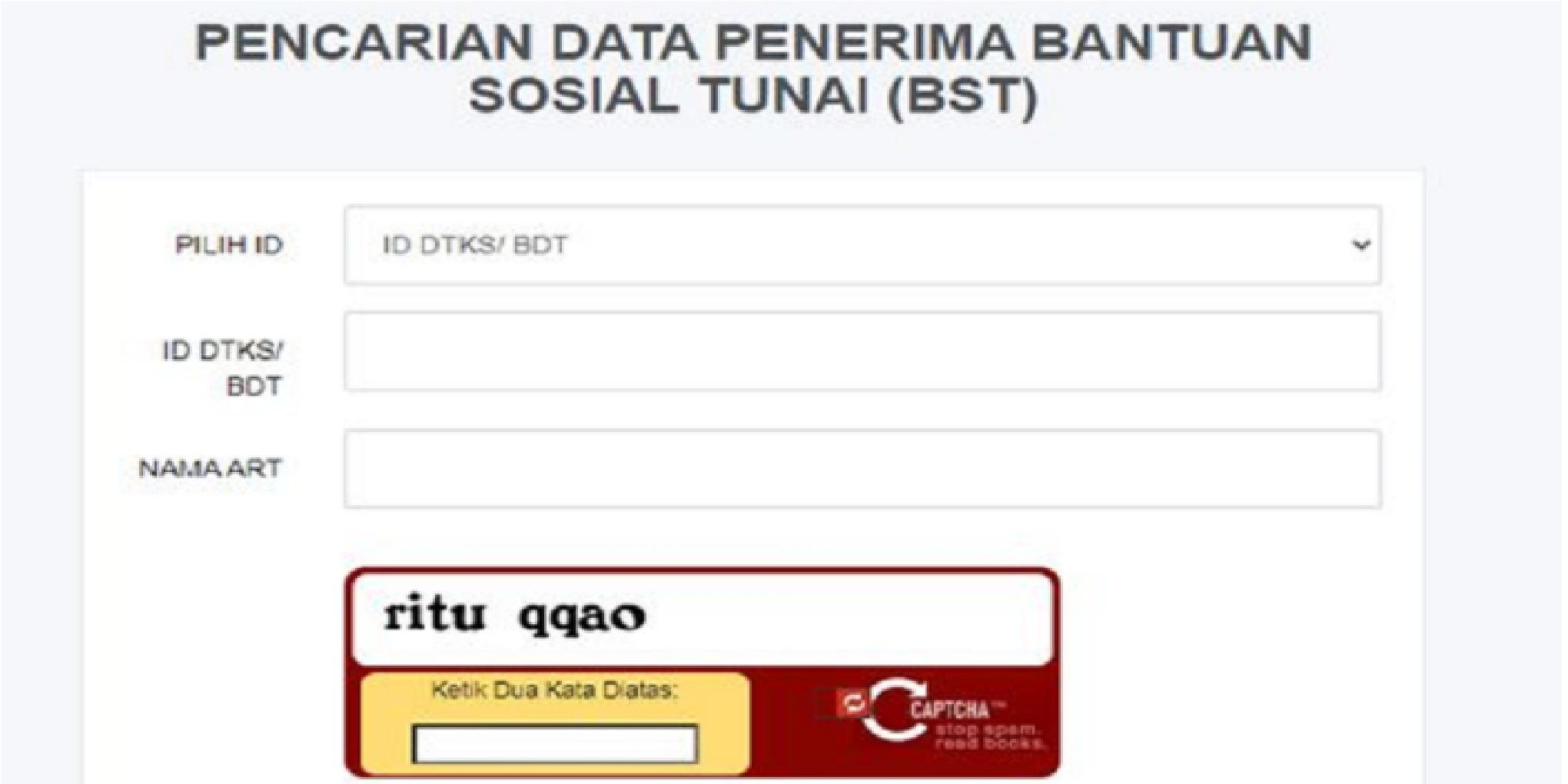 Berita Sosial Cek Penerima Bst Rp 300 Ribu Cair Syarat Dan Cara Daftar Lengkap Login Dtks Kemensos Go Id Asyifusyinen