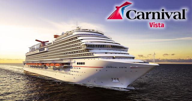 Carnival Vista Cruise Review