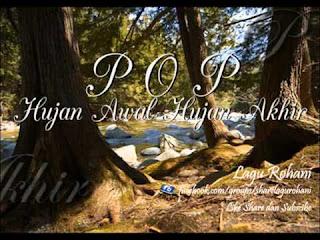 Chord Lagu Rohani : HUJAN AWAL HUJAN AKHIR - Ir. Welyar Kauntu