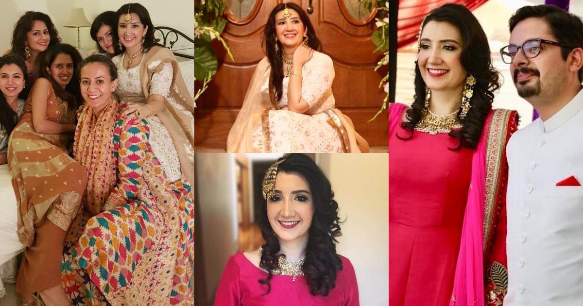 Singer Zeb Bangash Wedding Pictures