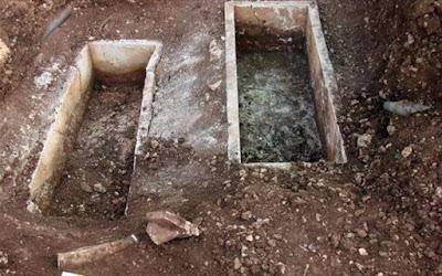 Τάφος του 5ου αιώνα π.Χ. στην Ικαρία