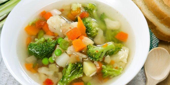 sop, menu makanan favorit