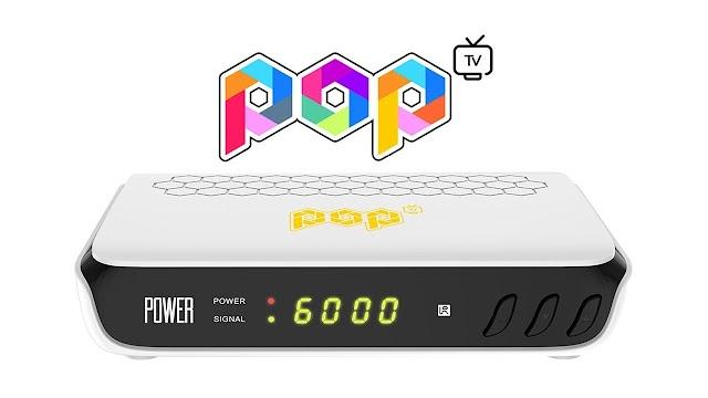 Pop TV Power Atualização V1.52 - 12/08/2021
