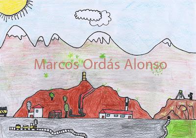 Ganador de Dibuja un sello de la Soterraña, Marcos Ordás Alonso