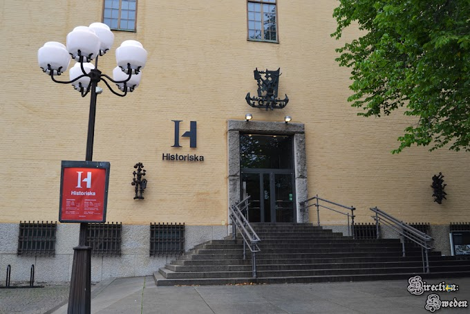 Historiska czyli lekcja szwedzkiej historii