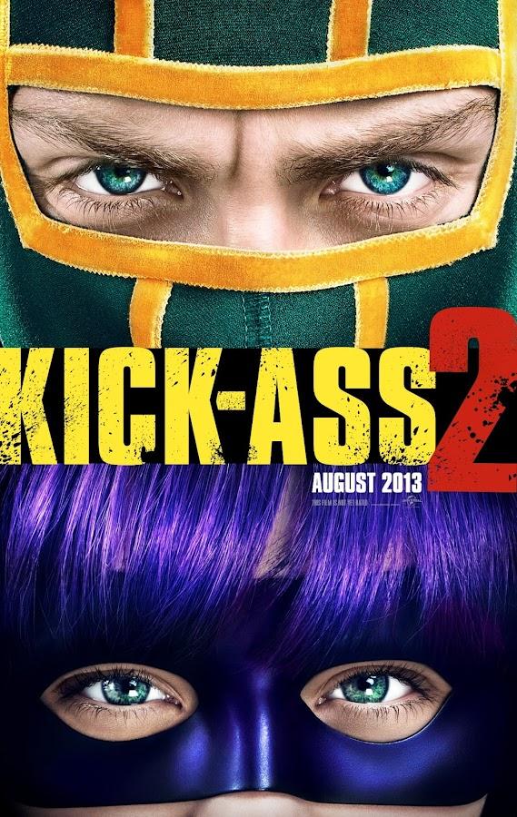 ตัวอย่างหนังใหม่ : Kick-Ass 2 (เกรียนโคตรมหาประลัย 2) ซับไทย (Red Band trailer)  poster