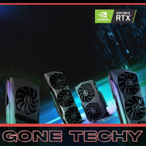 GONE TECHY News: ZOTAC Amplifies the upcoming GEFORCE RTX 30 SERIES!