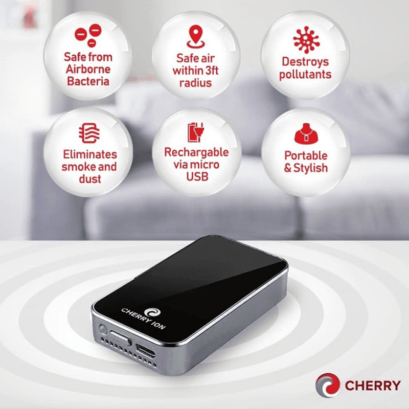 Key features of Cherry Ion