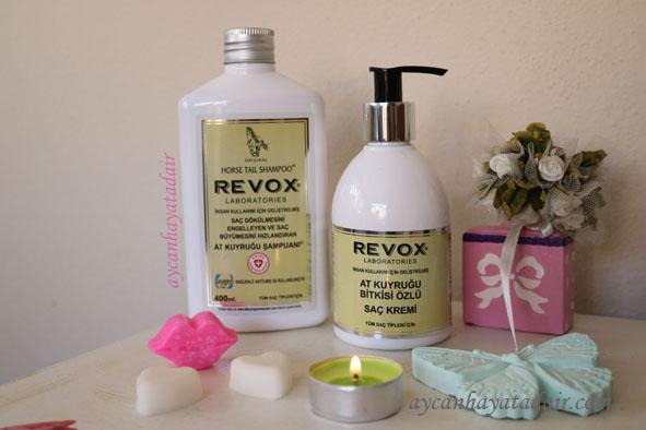 Revox Şampuan