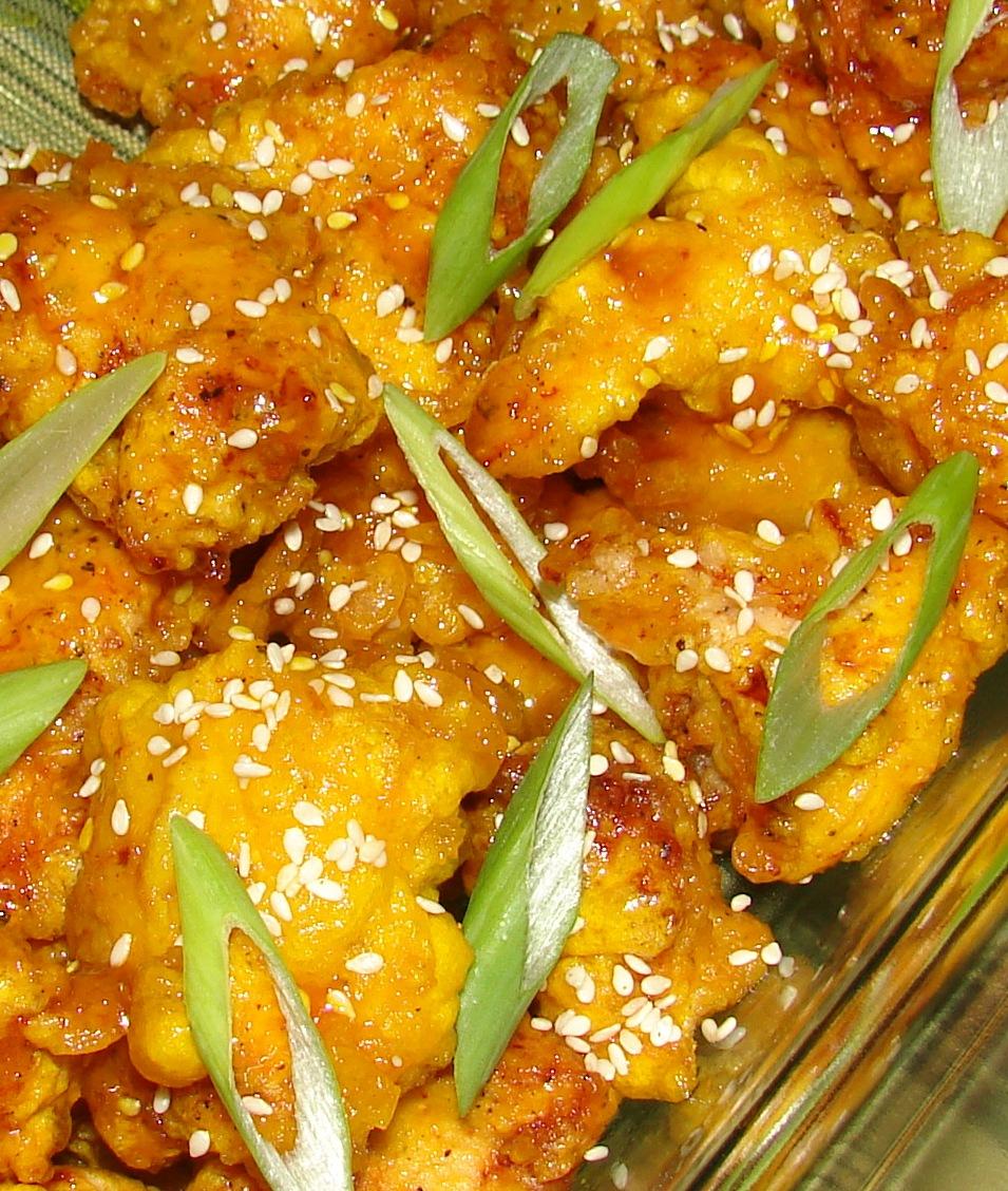 Kitchen Corner-Try It: Lemon Chicken