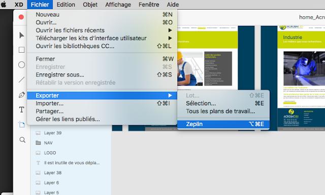 Exporter les CSS d'un fichier Photoshop, gratuitement, rapidement et légalement, A Unix Mind In A Windows World