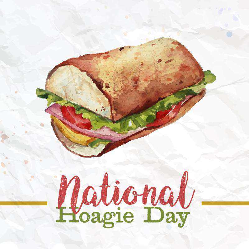 National Hoagie Day Wishes Images download