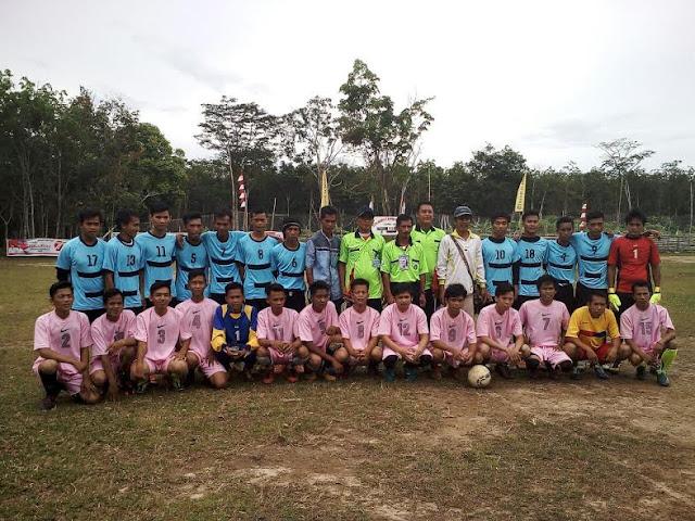 Abdiyanto Apresiasi Turnamen Sepakbola Cambai Cup