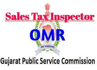 GPSC sales tax impactor omr 2019