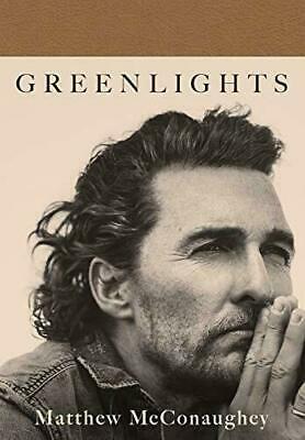 Greenlights by Matthew McConaughey (2020)