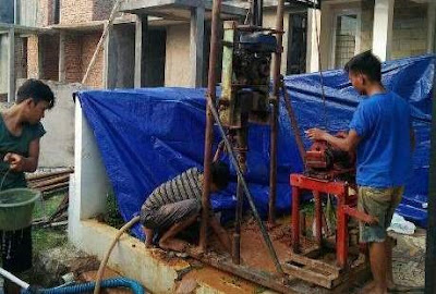 Tarif / Biaya Jasa Pembuatan Sumur Bor Bandung