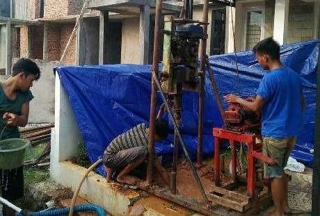 Inilah Jasa Pembuatan Sumur Bor & Sumur Resapan di Pekanbaru Murah