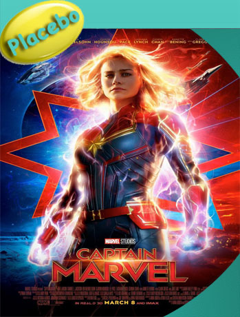 Capitana Marvel (2019) HD [1080p-Placebo] Latino Dual [GoogleDrive] TeslavoHD