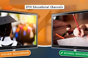 DD free dish became a new way and new hope for the students of India