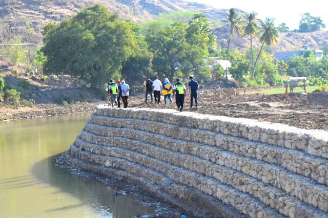Rehabilitasi Bendungan Sape selamatkan 2.650 hektar sawah