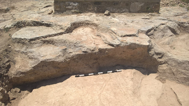 2,000-year-old banquet hall unearthed in ancient city of Nea Paphos