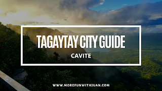 Tagaytay City Guide