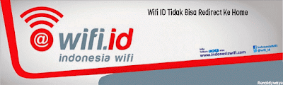 Cara Mengatasi Wifi.id Yang Tidak Bisa Redirect Di PC