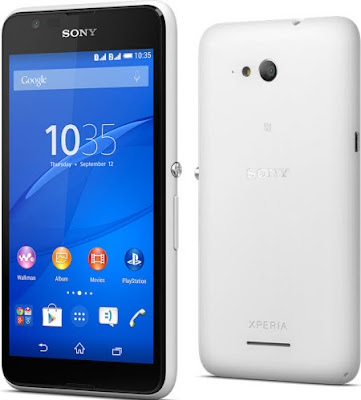 Sony Xperia E4g Dual complete specs and features